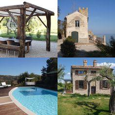 Le marche- Prachtige vakantiehuizen en appartementen in deze nog vrij onontdekte regio die niet onder doet voor Toscane! Bergen en strand een uur van elkaar. Anuscka de eigenaresse van deze site weet de mooiste plekjes om te verblijven