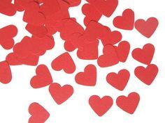 cuori rosso coriandoli nozze cuori rossi matrimonio gay amore decorazione…
