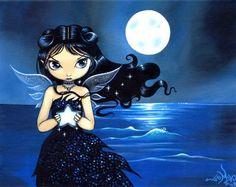 Jasmine Becket Griffith Sea Star Print