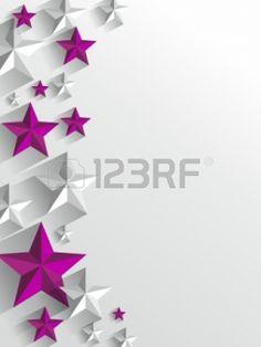 Creative étoiles illustration vectorielle de fond by Nicholas Boivin (nicousnake)