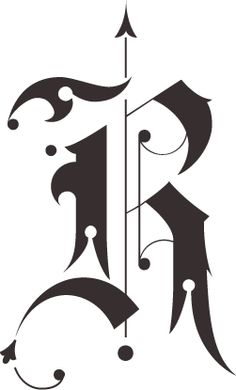 Always looking for fun, creative typefaces. This one is a beautiful revival of an ornate gothic.
