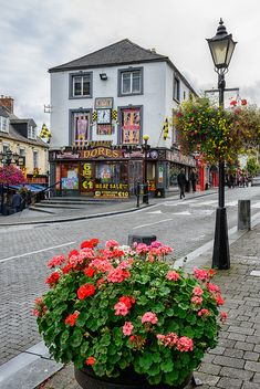 High Street, Kilkenny, Ireland. Why would anyone want to live anywhere else? This is on my bucket list