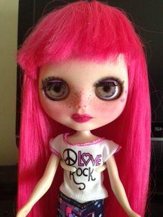 OOAK Custom Blythe Doll Stella by blythesbyrae on Etsy