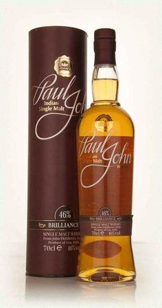 Paul John Brilliance Indian single malt 46%