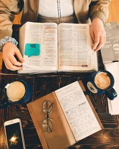 Coffee and Bible Time Christian Youtubers