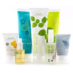 Free Acure Organics Products