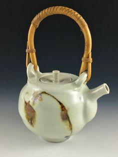 Malcolm Davis porcelain teapot