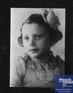 Jeannine Zanglier Jeannine was only 9 when she was sadly murdered at Auschwitz on February Captain Corellis Mandolin, The Lost World, History Images, Forced Labor, Lest We Forget, Never Again, February 12, Losing A Child, Childhood