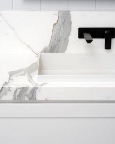 Natural Stone Bathroom, Natural Stones, Statuario Marble, Marmi, Backsplash, Bathrooms, Statue, Storage, Photography