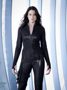 Gi Joe, Badass Women, Sexy Women, Star Trek, Erin Gray, Victor Webster, Black Widow Scarlett, Movie Costumes, Adult Costumes