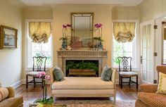 Terrell Hills Classic Traditional   Ornamentations   Interior Design and Decoration by Audrey Curl in San Antonio, Texas