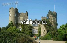 Summer Trip of 2016. Spent 3 days in Ireland.