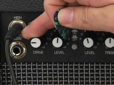 BEGINNERS, How To REALLY Set The Tone On Your Amp By Scott Grove - YouTube