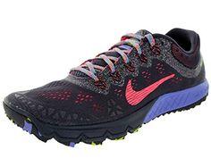 best authentic 5b2f5 5b7b4 Amazon.com   Nike Zoom Terra Kiger 2 Womens Hyper Cobalt Bright Magenta Running  Sneakers   Running