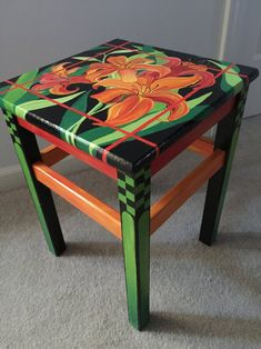 Furniture example to consider today. Look at the creativ decorating info 9661174688 now. Whimsical Painted Furniture, Hand Painted Furniture, Funky Furniture, Recycled Furniture, Art Furniture, Furniture Makeover, Furniture Buyers, Furniture Stores, Luxury Furniture