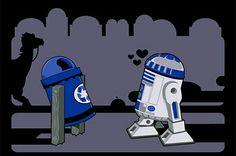 R2D2 Love