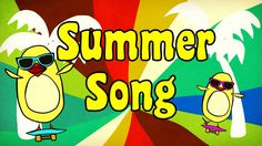 "The Singing Walrus presents ""The Summer Song"", a funky seasons song for young children. Join our characters for a fun look at different summer activities for kids. This upbeat song is perfect for young children to explore 8 different verbs in English - all related to summer fun. Arranged in an interactive way, this seasons song is ideal for teachers of ESL or EFL as well."