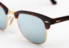 b8c61772606 Ray-Ban Clubmaster Colored Mirrors Edition for Summer 2014