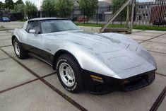 Chevrolet Corvette Crossfire-Injection 350CI V8 T-top Targa - 1982