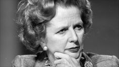Durante seu período como primeira-ministra, ela cultivou a reputação de dama de ferro, apelido dado por um jornal soviético que ela aceitou em discurso no Parlamento. Foto: Getty Images