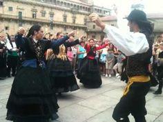 Dança Galega - Santiago de Compostela (+playlist)