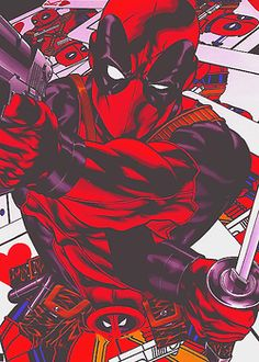 Deadpool: for Phil Marvel Comic Character, Marvel Characters, Marvel Heroes, Marvel Dc, Lady Deadpool, Deadpool Stuff, Silver Surfer, Film Serie, Punisher