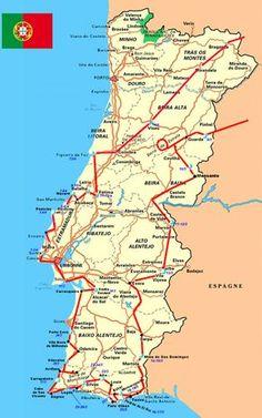 Circuit 15 Portugal … Plus Portugal Destinations, Hotels Portugal, Visit Portugal, Spain And Portugal, Europe Destinations, Road Trip Portugal, Portugal Vacation, Portugal Travel, Spain Tourism