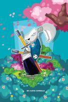 Mr. Yojimbo!!! by vancamelot