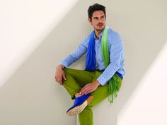 Damat Casual Collection...  #newseason #mensfashion #menstyle #trend #casual #blue #green