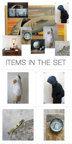 """""""Travel Light with Etsy Fresh"""" by thefreshones ❤ liked on Polyvore featuring art, modern and vintage"""