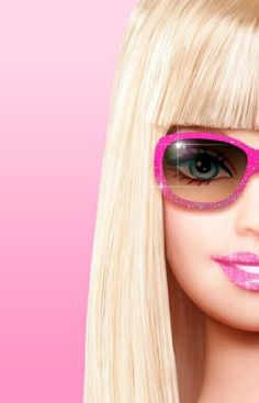 Find images and videos about pink, barbie and 💋 on We Heart It - the app to get lost in what you love. Barbie Birthday Party, Barbie Party, Barbie Life, Barbie World, Barbie Barbie, Collage Des Photos, Barbie Images, Barbie Makeup, Barbie Princess