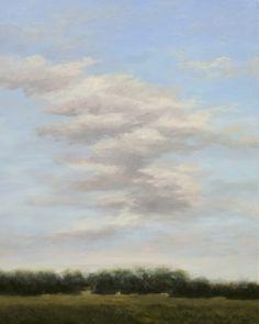 Upwardly Mobile  50X40  oil on canvas  Jamie Kirkland