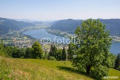 #View To #Lake #Ossiach From Mt. #Gerlitzen @fotolia @fotoliaDE #fotolia #ktr15 @carinzia #landscape #nature #summer #season #spring #outdoor #mountains #carinthia #austria #travel #holidays #vacation #leisure #sightseeing #bluesky #hiking #stock #photo #portfolio #download #hires #royaltyfree
