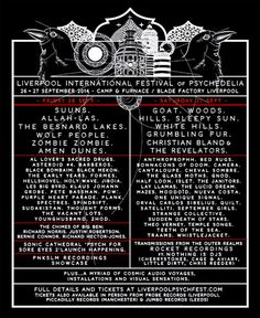 Image result for liverpool festival of psychedelia 2014