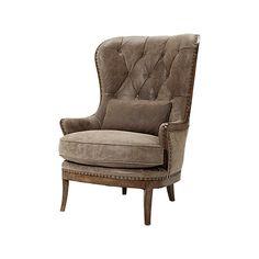 Havertys Kloe Wing Chair Charlotte S Choice