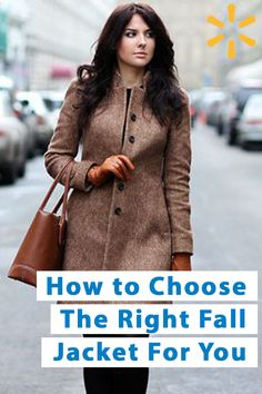 Coat season is here! Keep your fall and winter style fresh by understanding exactly what kind of jacket works for you. From puffers to peacoats and everything essential in between, we'll look at styles to suit your every mood, occasion and budget.