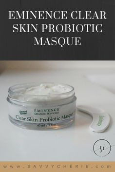 We are in the process of researching and testing hundreds of products, but this is our current favorite ☘️green☘️product: EMINENCE CLEAR SKIN PROBIOTIC MASQUE. This masque from the award-winning organic skin care line Éminence will instantly make you feel like you are at a spa. It's refreshing smell is relaxing and invigorating at the same time. This masque is for all skin types and will leave your skin cleansed, nourished, exfoliated, toned and moisturized.