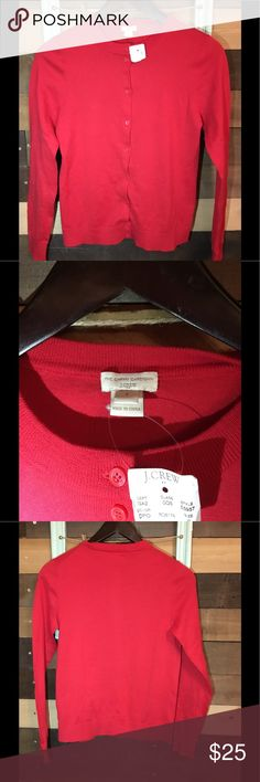 J. Crew 'The Caryn cardigan' The cardigan is new and small in size. NO TRADE OFFERS ARE WELCOME J. Crew Sweaters Cardigans