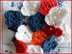 crochet flowers #crochet #flower