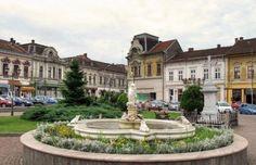 Lugoj fountain banat Romania