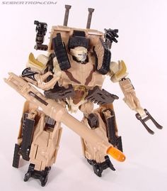Transformers Revenge of the Fallen Deep Desert Brawl (Image #66 of 103)