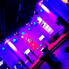 Terwijl het plenaire deel van het #MediaparkJaarcongres op het #Mediapark nog bezig is #Studio21 #Hilversum #mpjc2014 #iMMovator