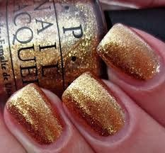 My Beauty Queen - OPI Holiday Nail Lacquer Collection Limited Edition, Goldeneye