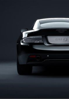Aston Martin DB9 Carbon Black Edition _