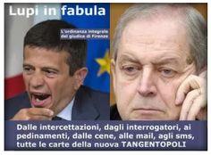 Ecco la documentazione. Chi ci salvaguarda, a noi, popolo italiano, dall'assalto dei lupi famelici? http://www.libero-pensiero.net/documentazione-ercole-incalza-lupi-e-la-corruzione/