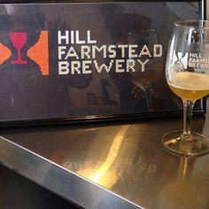 Hill Farmstead Brewery in Greensboro Bend, VT