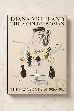 Diana Vreeland: Modern Woman - anthropologie.com