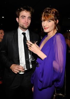 rob and florence welch