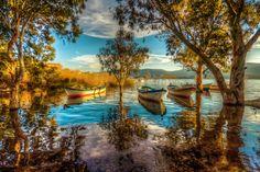 Lake Bafa Nature Park by Nejdet Duzen