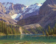 Booth Western Art Museum | Nature and Nuance: The Art of Clyde ...